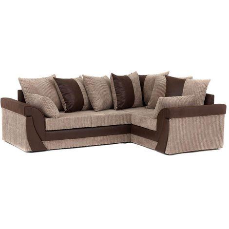 Lush Corner Sofa