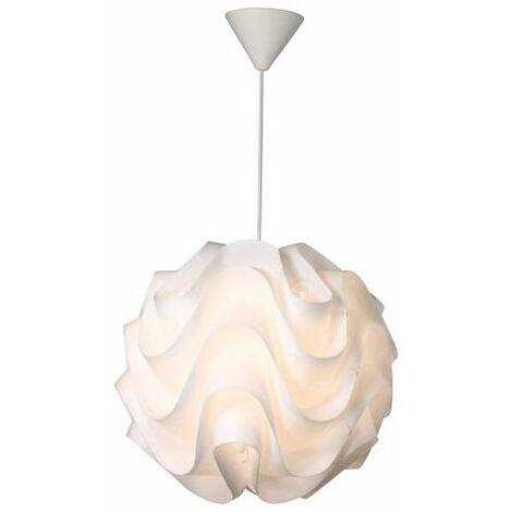 Lustre Blanc Original Guipure - Blanc