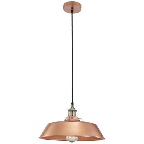 Lustre lampe suspension luminaire plafond éclairage cuisine Globo KNUD 15069