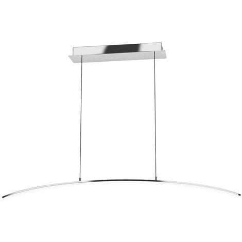 Lustre suspension DEL 14 watts salle Á manger verre lampe LED cuisine éclairage