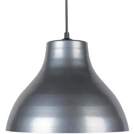 Lustre - suspension E27 25 W Ø29.5cm Gris Generique