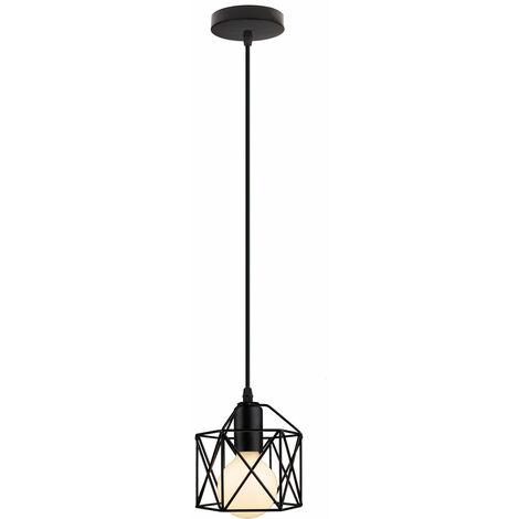 Lampe Abat Lustre Industrielle De Corde Plafond Suspension Jour N80vmnw