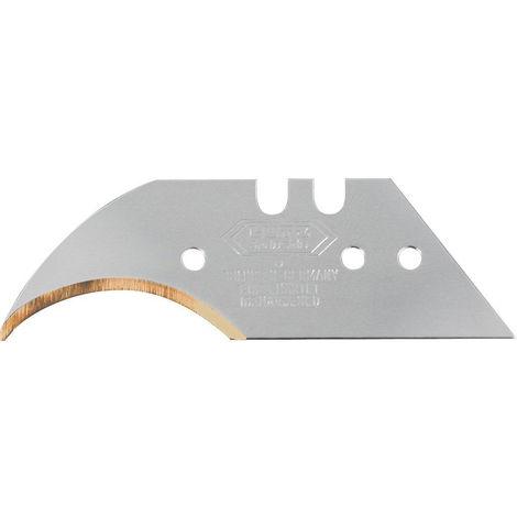 LUTZ BLADES® Sichelklinge a 10 Stück TIN 0,65mm