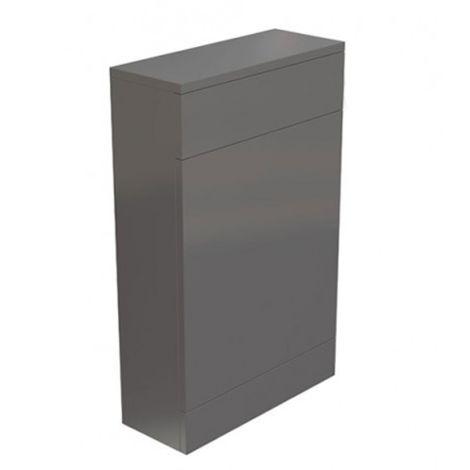 Lux 500mm W/C Cupboard Grey