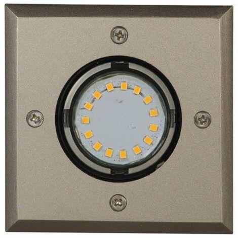 Luxform Lámpara LED de jardín Bourke 12 V