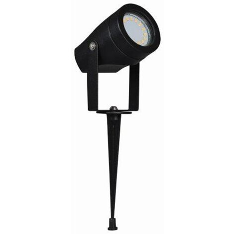Luxform Lámpara LED de jardín Esperance 12 V - Negro