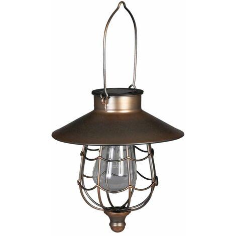 Led Solaire Tirana Bronze Suspendue Lampe Luxform 40104 9WD2EHI