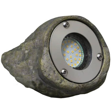 Luxform LED Garden Light Tatra Stone Grey