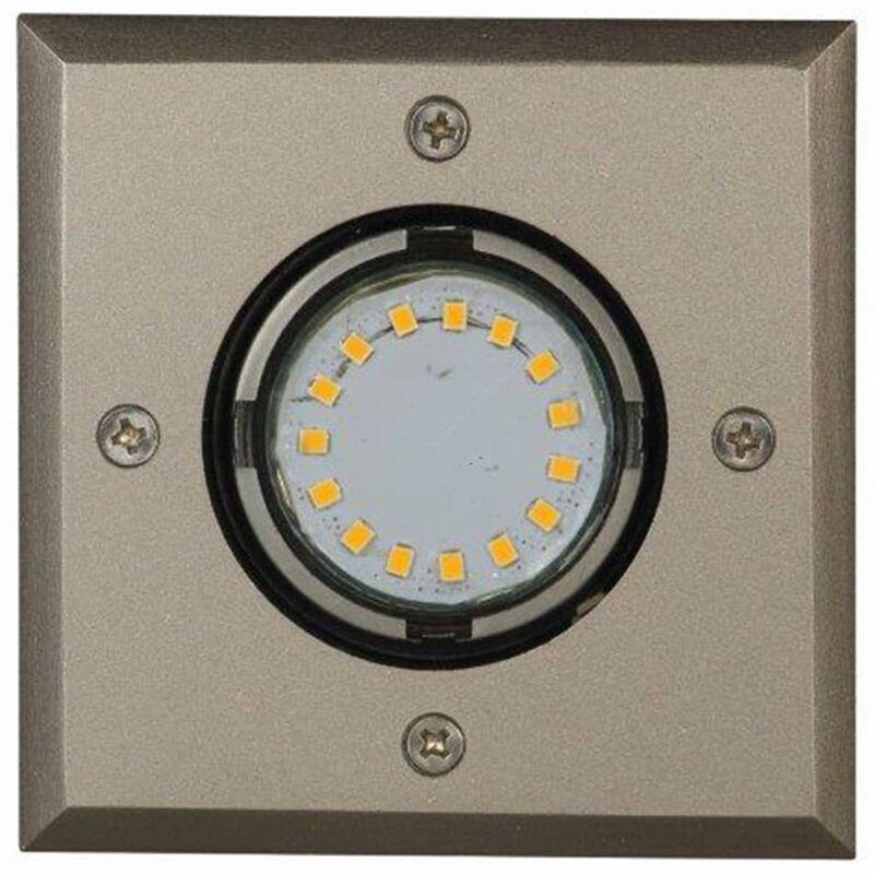Image of LED Garden Lights Bourke 12V - Silver - Luxform