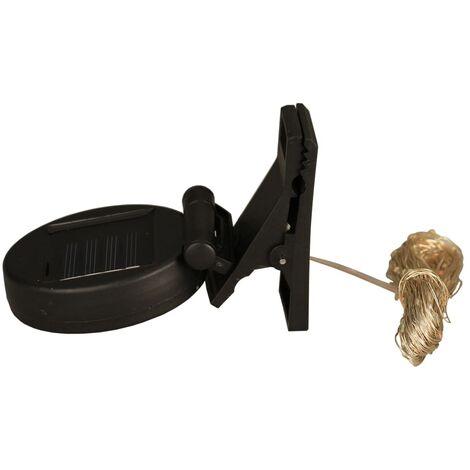 Luxform Solar LED Garden Micro Softt - Silver