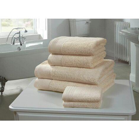 Luxury Egyptian Cotton Bath Towel - Silver