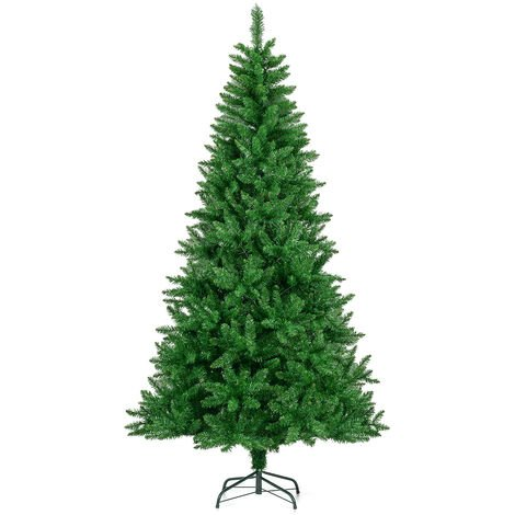 """main image of """"Luxury Green Spruce Artificial Christmas Tree"""""""