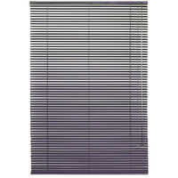 Luxury Metal Ready To Install Venetian Aluminium Blind For a Variety of Rooms - Aubergine (100cm Wide x 240cm Drop)