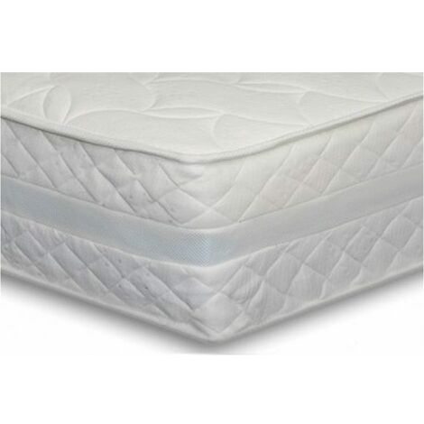 Luxury Pocket Memory Foam Mattress - Single 3ft