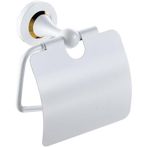 Exklusiver Toilettenpapierhalter Gold Messing Klopapierhalter Papierrollenhalter