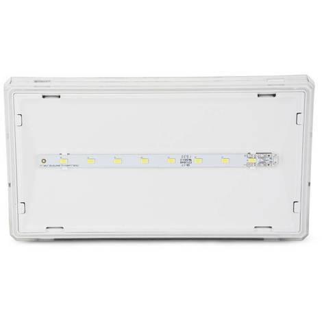 Luz de emergencia LED AWEX EXIT 70LM IP42