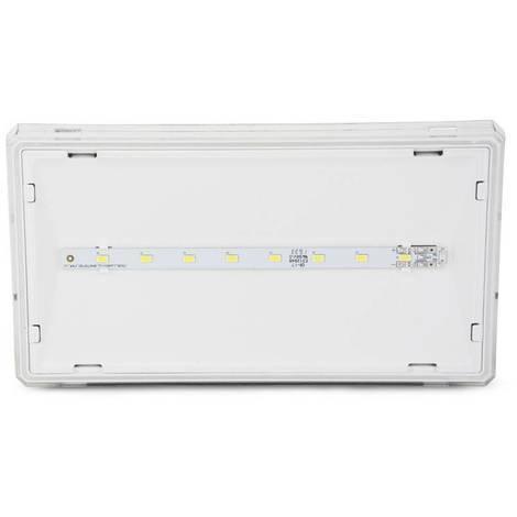 Luz de emergencia LED AWEX EXIT S 350lm IP42