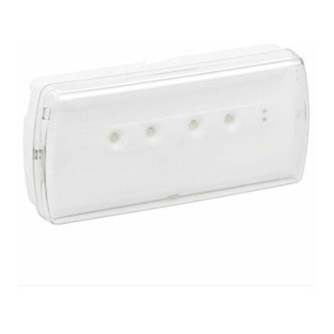Luz de emergencia LED P/NP URA21 Legrand