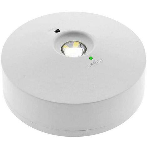 Luz de emergencia LED WALL, Permanente / No permanente, Blanco frío - Blanco frío