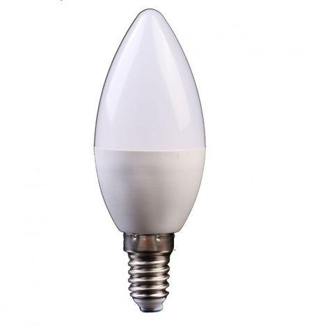 luz de la vela LED 3W E14 C35