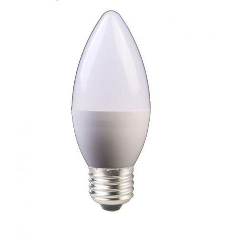 luz de la vela LED 3W E27 C35