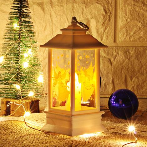Luz de noche LED, lampara de escritorio, diseno Angel