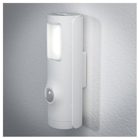 Luz de noche Led Nightlux Torch White 0,35W 36x108mm. (Osram 4058075027237)