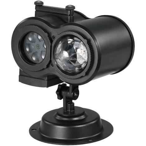 Luz de proyeccion, luz de control remoto del proyector LED animado