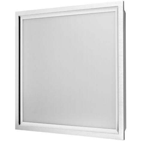 Luz de techo LED panel de luz de superficie luz fría luz ultrafina 30x30cm 12W
