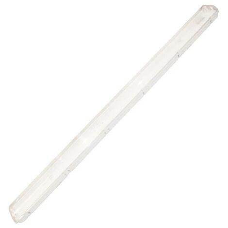 Luz de techo resistente a la intemperie en blanco podemos ofrecer y asesorar a 150cm, para 1 tubo de T8 LED 400755-58LED