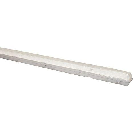 Luz de techo resistente a la intemperie en blanco podemos ofrecer y asesorar a los 60cm para 1 tubo de T8 LED 400755-18LED