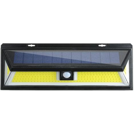 Luz del sensor solar, luz de pared del sensor de fuente de luz COB, 2 #