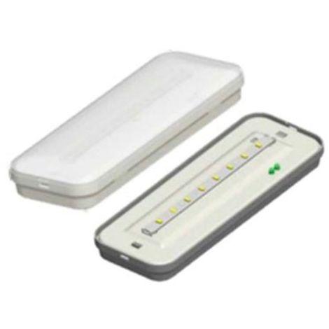 LUZ EMERGENCIA LED 24 LED