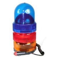 Luz Giratoria Con Base Magnetica 12V 3 Colores