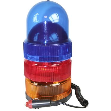 Luz Giratoria Con Base Magnetica 12V 3 Colores - NEOFERR