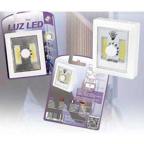 Luz Led Cob
