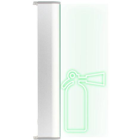 Luz LED de emergencia SIGNALED SL11 Permanente, Verde - Verde