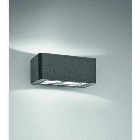 Luz LED de pared para exteriores color g cm 0 PERENZ 5908 A