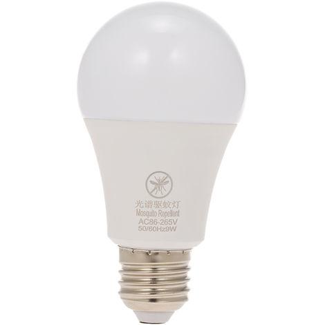 Luz LED Repelente de mosquitos Spectrum, Repelente, E26 / 27, 9W