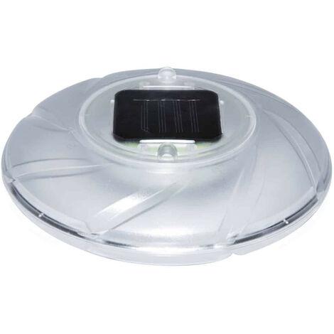 Luz LED Solar Flotante Bestway 18 cm Diámetro