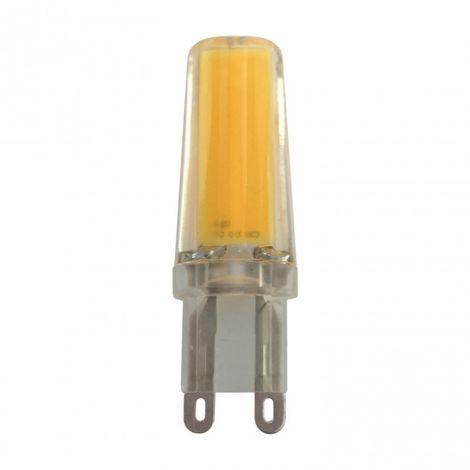 LuzConLed - Bombilla  LED G9 COB regulable 4W - ENVÍO DESDE ESPAÑA