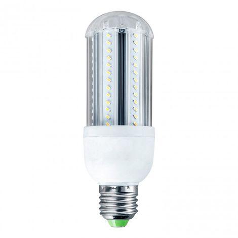 LuzConLed - Bombilla tipo mazorca LED E27 10W 2700K - Envío Desde España