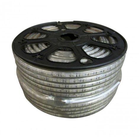 LuzConLed - Tira LED 1 metro 220V IP65 5050 RGB - Envío Desde España