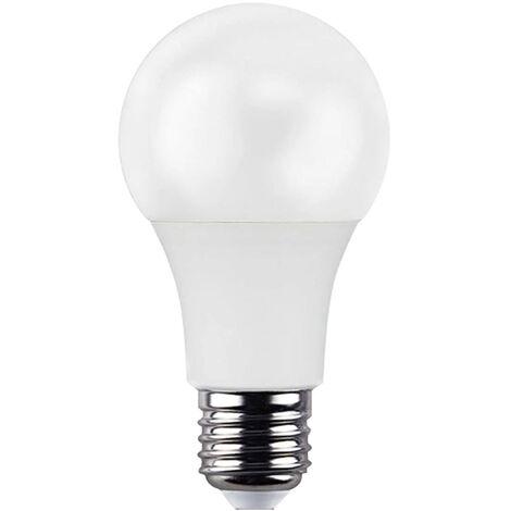 LÚZETE - BOMBILLA LED E27 A60 7W 4000K C/SENSOR DE MOVIMIENTO
