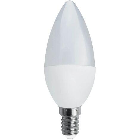 LÚZETE - BOMBILLA VELA LED E14 6W 4000K