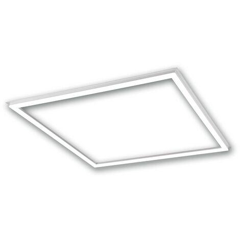 LÚZETE - MARCO PANEL 60X60 LED 40W 4000K BLANCO