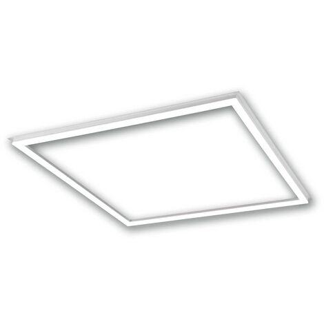 LÚZETE - MARCO PANEL 60X60 LED 48W 6000K BLANCO