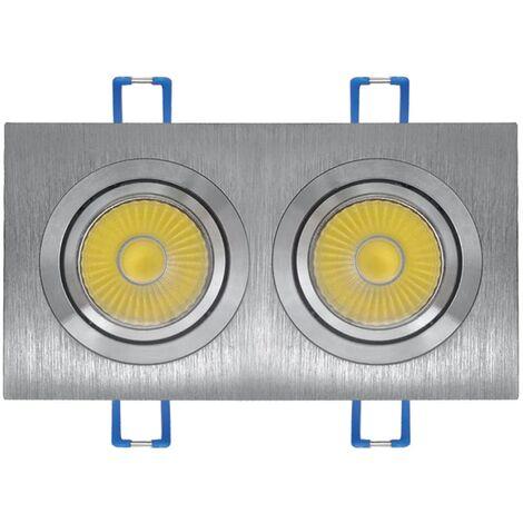 LÚZETE - OJO DE BUEY LED OHIO 14W (2x7W) 4000K