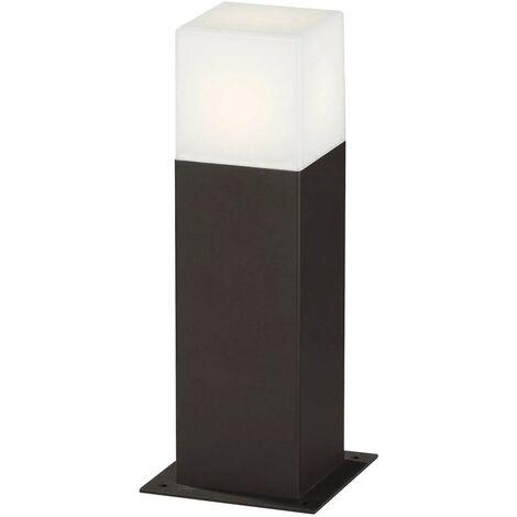LÚZETE - SOBREMURO EXTERIOR LED BELFAST E14 ANTRACITA