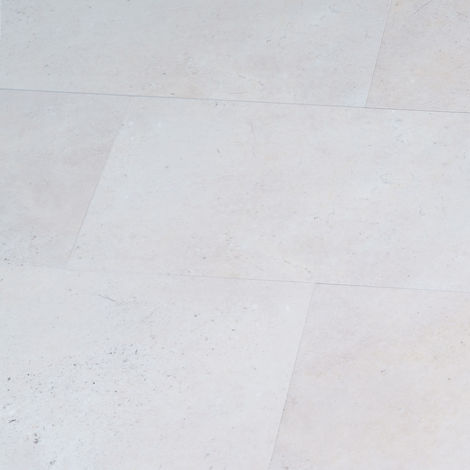 LVT uniclic Limestone 300mm x 600mm Luxury Vinyl Bathroom Floor Tiles